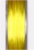 Elastic Cord Yellow x25m
