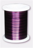 0.45 Copper Wire Amethyst x18m