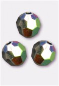 4mm Swarovski Crystal Round 5000 Crystal Vitrail Medium x10