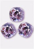 12mm Swarovski Crystal Cushion Cut Fancy Square Stone 4470 Violet F x1