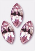 10x5mm Swarovski Crystal Xillion Navette Fancy Stone 4228 Light Amethyst F x1