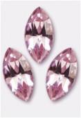 15x7mm Swarovski Crystal Xillion Navette Fancy Stone 4228 Light Amethyst F x1