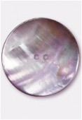 Shell Button 44 mm Purple x1