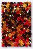 4mm Swarovski Crystal Bicone Beads 5328 Still Life Mix x50