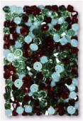 4mm Swarovski Crystal Bicone Beads 5328 Wood Mix x50