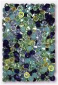 4mm Swarovski Crystal Bicone Beads 5328 Spring Perfume Mix x50