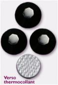 3mm Swarovski Crystal Hotfix Flatback Rhinestones 2038 SS10 Jet M HF x1440