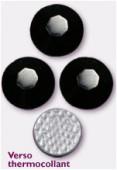 4mm Swarovski Crystal Hotfix Flatback Rhinestones 2038 SS16  Jet M HF x1440
