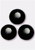 5mm Swarovski Crystal Flatback Rhinestones 2058 SS20 Jet x1440