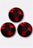 4mm Swarovski Crystal Flatback Rhinestones 2058 SS16 Siam F x1440