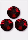 5mm Swarovski Crystal Flatback Rhinestones 2058 SS20 Siam F x1440