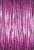 80mm Cord Waxed Cotton Lie De Vin x1m