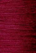 Chinese Knotting Cord Burgandy x1m
