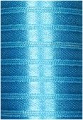 Satin Ribbon Turquoise x27m
