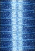 Satin Ribbon Blue x27m