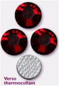 3mm Swarovski Crystal Hotfix Flatback Rhinestones 2038 SS10 Siam M HF x1440