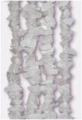 Rose Quartz Semi-Precious Chips x 90cm