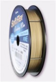 Soft Flex Wire .014 DIA.30FT 21 Strand Bone x1