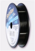 Soft Flex Wire .014 DIA.30FT 21 Strand Black x1