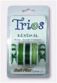 Trios .019 DIA. Renewal Peridot-Emerald x1