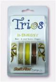 Trios .019 DIA. Harmony Bone-Limon-Quartz x1
