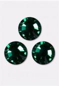 3mm Swarovski Crystal Flatback Rhinestones 2058 SS10 Emerald F x1440