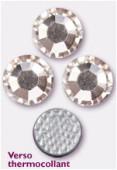 3mm Swarovski Crystal Hotfix Flatback Rhinestones 2038 SS10 Silk M HF x1440