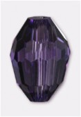 13x10mm Tanzanite Oval Celebrity Crystal x2