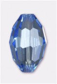 11x8mm Light Sapphire Oval Celebrity Crystal x2