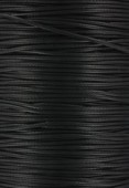 1mm Chinese Knotting Cord Black x1m