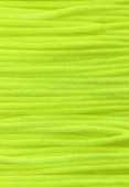 Chinese Knotting Cord 0.8mm Neon Yellow x1m