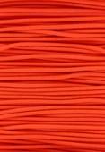 Elastic Stretchy Cord Neon Orange x1m