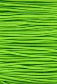 Elastic Stretchy Cord Neon Green x1m