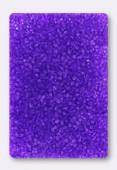 Delica Miyuki 11/0 Dyed Transparent Red Violet x10g