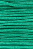Chinese Knotting Cord Neon Emerald 1.2 mm x1m
