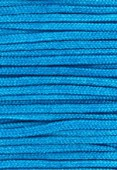Chinese Knotting Cord Neon Mykonos Blue 1.2 mm x1m