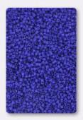 Miyuki Delica 15/0 Opaque Cobalt x10g
