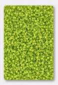 Miyuki Delica 15/0 Opaque Chartreuse x10g