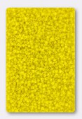 Miyuki Delica 15/0 Opaque Yellow x10g