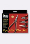 Beadsmith Pliers Set Pro 4 pieces x1