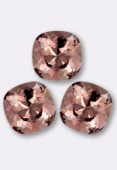 12mm Swarovski Crystal Cabochon 4470 Blush Rose F x1