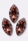 10x5mm Swarovski Crystal Xillion Navette Fancy Stone 4228 Blush Rose F x1