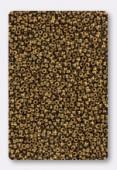 Miyuki Round Seed Beads 15/0 Metallic Light Bronze x10g