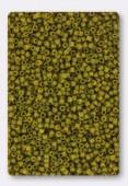 Delica Miyuki 11/0 Duracoat Opaque Spanish Olive x10g