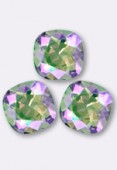 12mm Swarovski Crystal Cushion Cut Fancy Square Stone 4470 Crystal Paradise Shine F x1