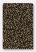 Miyuki Round Seed Beads Metallic Dark Bronze x10g