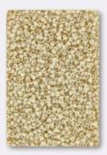 Miyuki 15/0 Round Seed Beads Opaque Dark Cream x10g