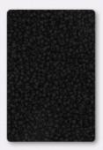 Miyuki 15/0 Round Seed Beads 15/0 Black Matted x10g