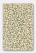 Miyuki 15/0 Round Seed Beads Ceylon Light Yellow x10 gr