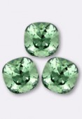 10mm Swarovski Crystal Cushion Cut Fancy Stone 4470 Erinite F x1